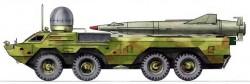 Проект ракетной установки В-612 «Ястреб»