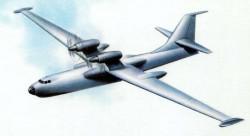 Проект самолета-амфибии Бе-26