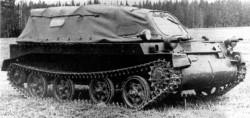 Опытный транспортер-тягач ГТ-М «Объект 564»