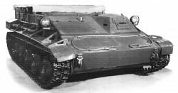 Опытный бронетранспортер К-75