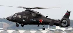 Многоцелевой вертолет Ка-60 «Касатка»
