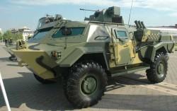Мобильное бронированное транспортное средство «Кайман»