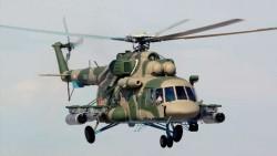 Вертолёт огневой поддержки Ми-171Ш-ВН
