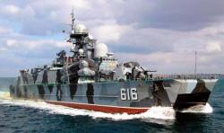 Малые ракетные корабли проекта 1239 «Сивуч»