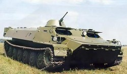 Многоцелевой транспортер-тягач МТ-ЛБ