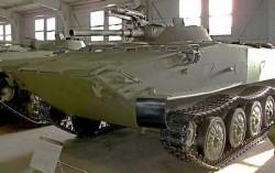 Опытная боевая машина пехоты «Объект 914»