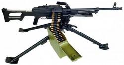 Пулемёт Калашникова ПКМС