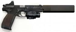 Пистолет Лебедева ПЛ-14 (Россия)