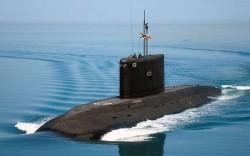 Дизель-электрическая подводная лодка проекта 636 «Варшавянка»