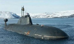 Подводные лодки проекта 971 «Щука-Б»