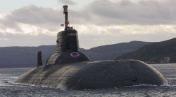 Подводные лодки проекта 941 «Акула»