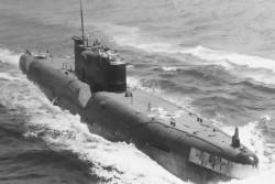 Дизельная подводная лодка пр.651 (Россия)