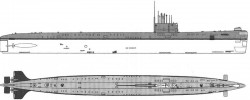 Подводная лодка проекта 659Т