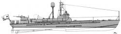 Торпедный катер проекта 123К