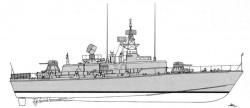 Торпедный катер проекта 206 «Шторм»