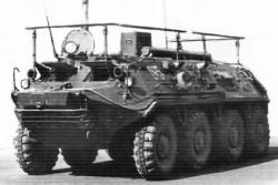 Командно-штабная машина Р-118М3 «Винт»