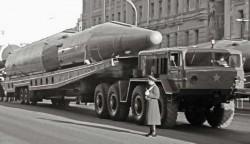 Межконтинентальная баллистическая ракета 8К66 Р-26