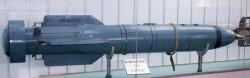Противокорабельная авиационная торпеда РАТ-52
