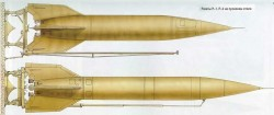 Баллистическая ракета 8Ж38 Р-2