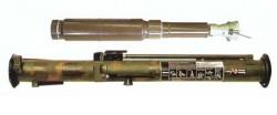 Ручной противотанковый гранатомет 6Г12 РПГ-18 Муха