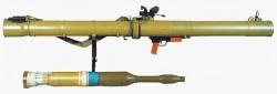 Ручной противотанковый гранатомет 6Г20 РПГ-29 Вампир