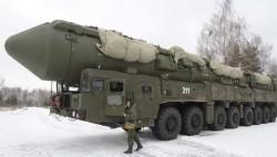 Стратегический ракетный комплекс PC-24 «Ярс»