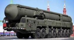 Межконтинентальная баллистическая ракета 15Ж55 РТ-2ПМ2 «Тополь-М»