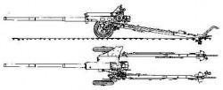 Опытная противотанковая пушка С-40