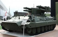 Зенитный ракетный комплекс «Сосна»