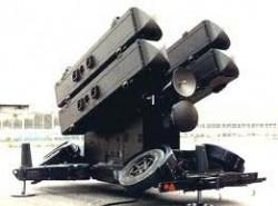 Зенитный ракетный комплекс Spada
