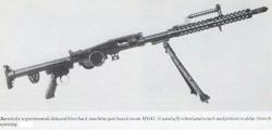 Автоматическое оружие с кривошипно-шатунным механизмом перезаряжания