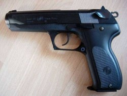 Пистолет Steyr Pi-18