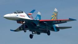 Многоцелевой истребитель Су-27М