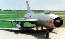 Истребитель-бомбардировщик Су-7БМ