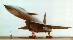 Опытный ракетный перехватчик Т-4П