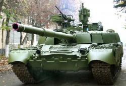 Основной танк Т-80БА («Объект 219РВ» модернизированный)