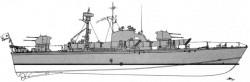Торпедный катер проекта 183У