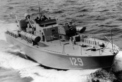 Торпедный катер проекта 183Т