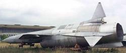 Межконтинентальная крылатая ракета среднего радиуса действия Ту-121