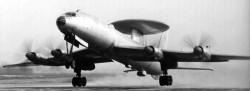 Самолёт ДРЛО Ту-126