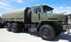 Урал-6370 «Торнадо-У»
