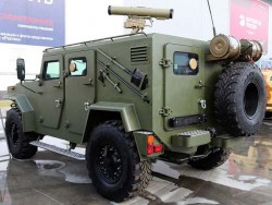 Многоцелевой бронеавтомобиль «Витим»