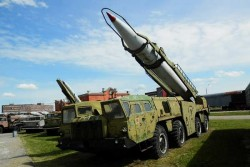 Ракетный комплекс тактического назначения 9К72 «Эльбрус»