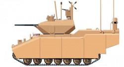 Проект боевой машины пехоты BAE Systems GCV