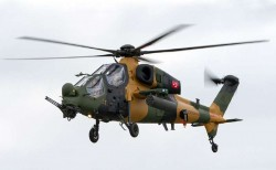 Ударно-разведывательный вертолёт T-129 ATAK