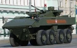 Колесные БТР К-16 и БМП К-17 на платформе «Бумеранг»