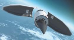 Экспериментальный ударный ГЛА Falcon HTV-2